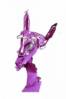 Post-Apocaliptic Donkey